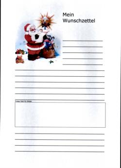 pat addy 39 s weihnachtswelt weihnachten 2001 wunschzettel. Black Bedroom Furniture Sets. Home Design Ideas